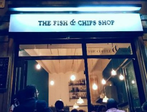 Grupo The Fish & Chips Shop