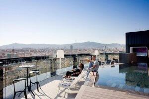 terraza barcelo raval