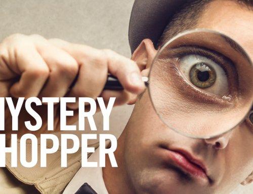 El Mystery Shopper de la Hostelería.