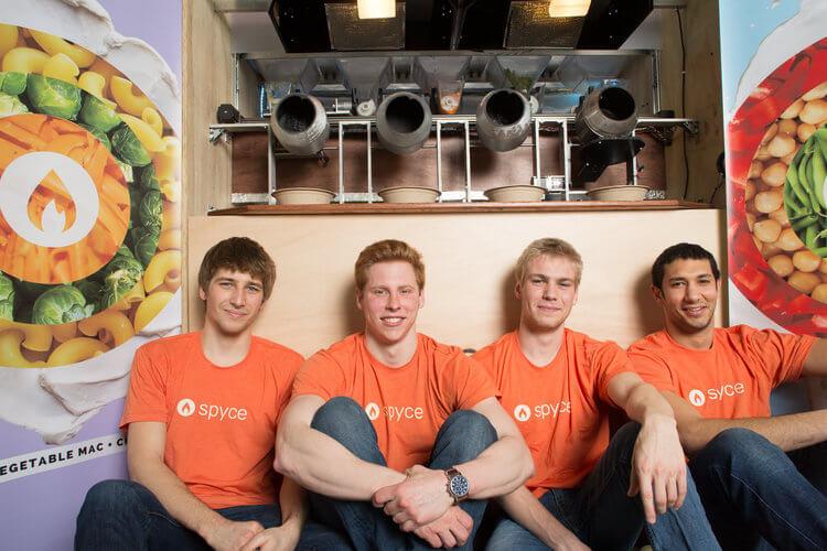 Conoce a SPYCE, el primer restaurante robotizado