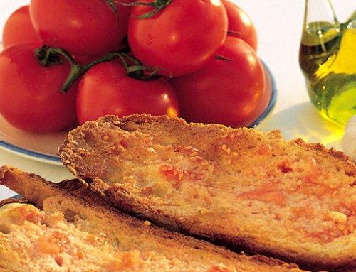 ¿El catalán pan con tomate?