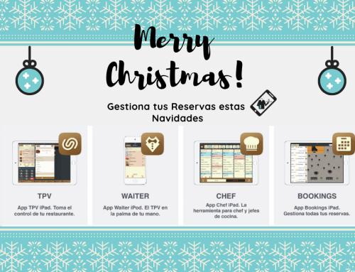 Gestiona tus reservas estas Navidades