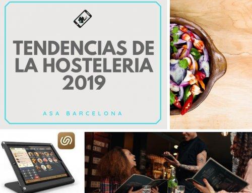 Tendencias de la hostelería 2019