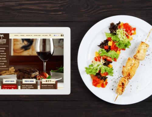 Las claves del diseño web para hostelería