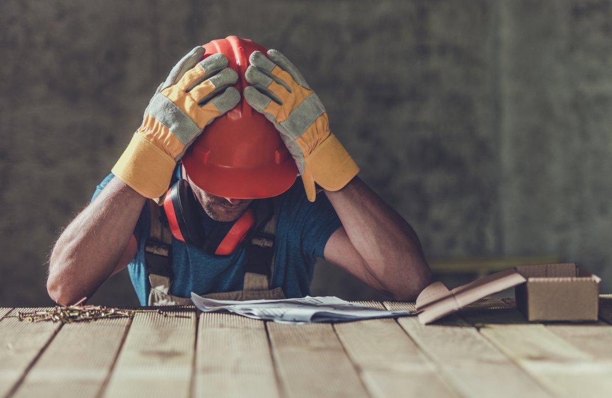 Síndrome del trabajador quemado