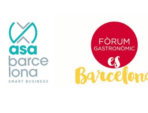 ASA en el Forum Gastronòmic de Barcelona