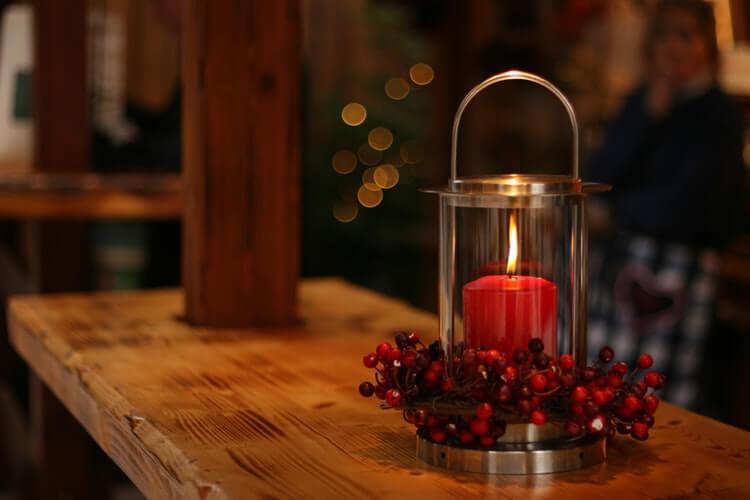 restaurante navidad