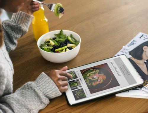 ¿Cuentas con opciones vegetarianas y saludables en tu carta digital?