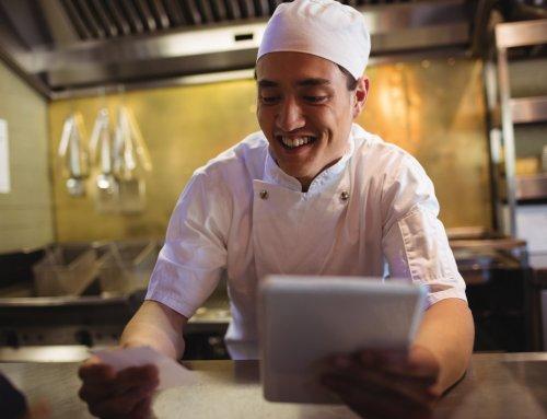 App chef para iPad en restaurante: aumenta la eficiencia en tu cocina.