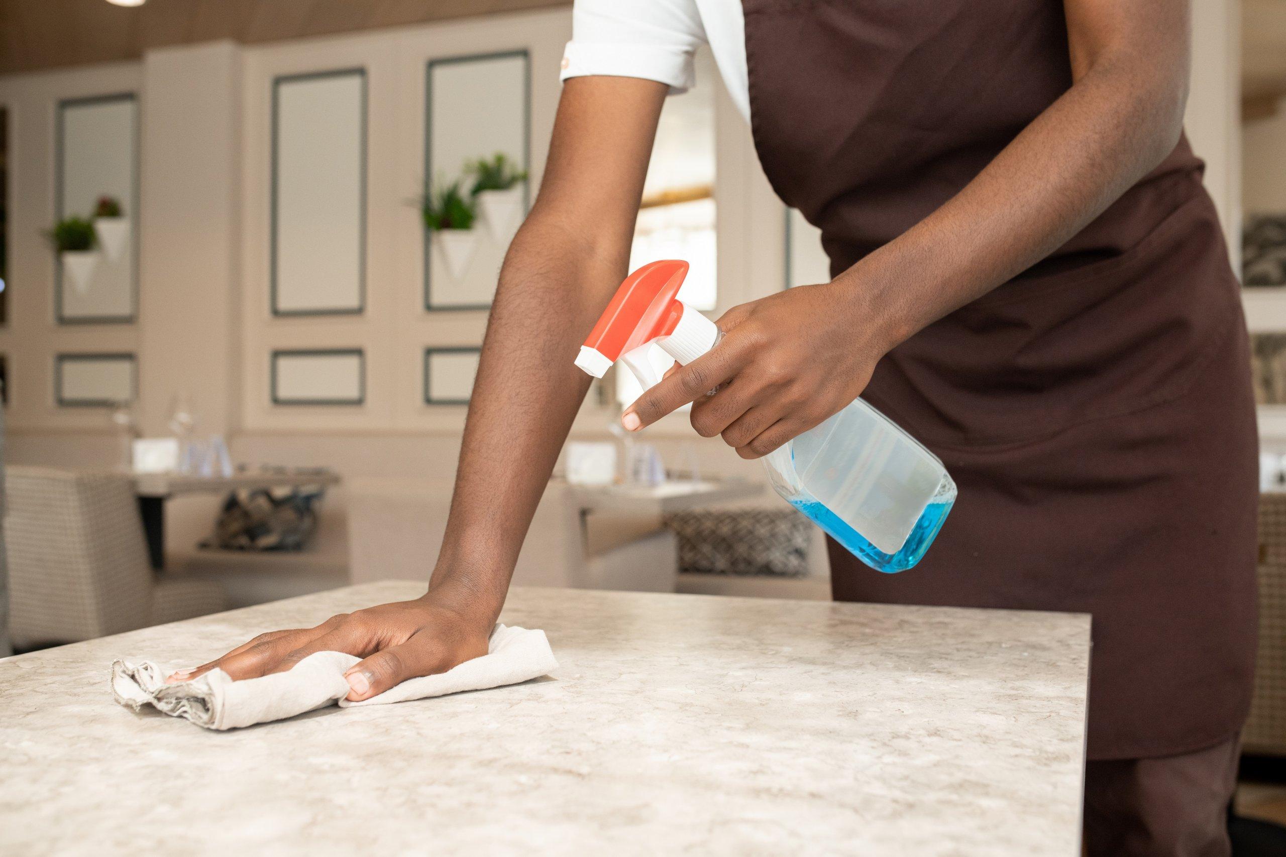 Medidas de Higiene en Restaurantes