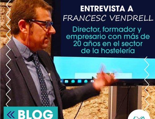 Entrevista Francesc Vendrell